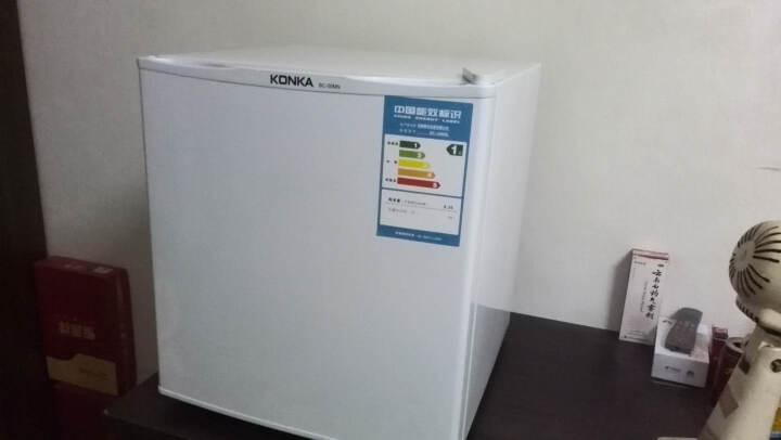 康佳(KONKA) BC-50MN 50升单门小冰箱 车载家用 节能保鲜 便携不占地 晒单图