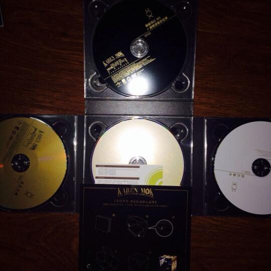 莫后年代:莫文蔚20周年世纪典藏(3CD+1DVD) 晒单图