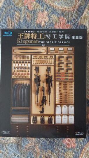 王牌特工:特工学院英式特工衣橱特别限量版(蓝光碟 BD50) 晒单图