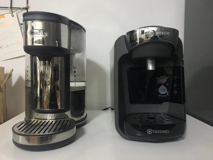 博世(BOSCH)咖啡机Tassimo胶囊咖啡机全自动花式VIVY2-TAS1403CN博世红 晒单图
