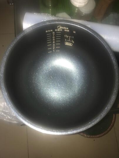 美的(Midea)智能电饭煲热卖特惠5L大容量饭锅 MB-FS5041 卡其色 晒单图