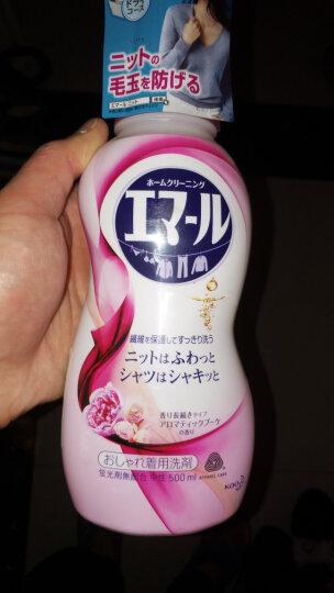 京东海外直采 日本进口 花王防收缩洗衣液(花卉香型)500毫升 晒单图