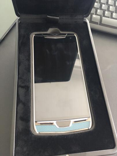 VERTU 纬图CONSTELLATION X商务智能手机 双卡双待全网通4G 高端特色手机 玫红 晒单图