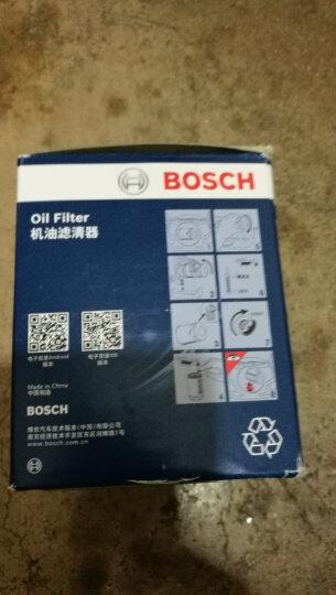 博世滤芯机油滤清器/机滤/格摩托车保养配件 雅马哈R1 晒单图
