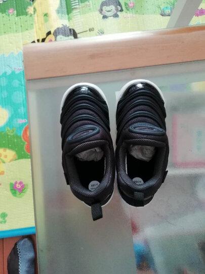 耐克nike童鞋 婴幼童训练鞋经典毛毛虫宝宝学步鞋儿童运动鞋轻便防滑户外休闲鞋 蓝/白(0-4岁可选) 7C=23.5码/适合脚长130mm 晒单图