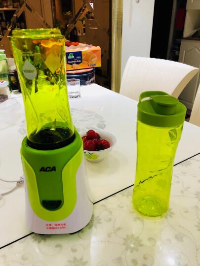 北美电器(ACA) 多功能料理机 立式搅拌器 榨汁机 果汁机AF-B200Y/G 绿色 晒单图