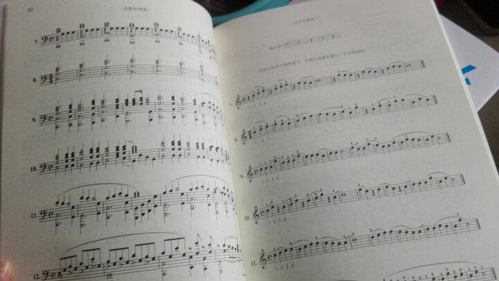 拜厄钢琴基础教程大字版江晨钢琴谱教材拜尔基本练习曲钢琴书钢琴乐谱 晒单图