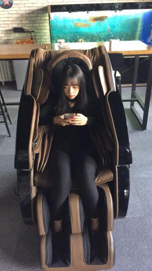 美国迪斯(Desleep)按摩椅家用全身按摩椅零重力全自动按摩椅DE-A10L 贵宾金 晒单图