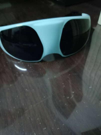 精睿(JR)眼睛按摩仪眼保仪护眼仪眼部按摩器眼罩 无线充电折叠升级款 银色 晒单图