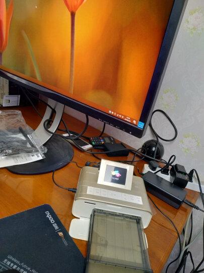 佳能(Canon) CP1200手机无线照片打印机家用 热升华便携相片小型手机照片打印机 白色套餐4 晒单图