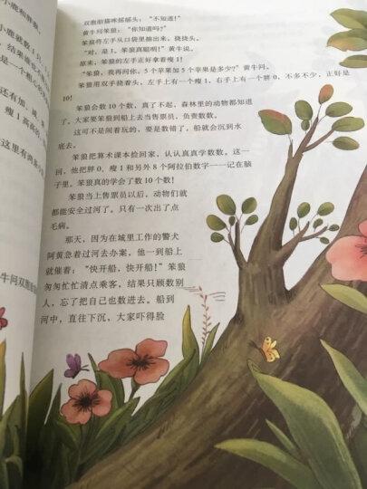 笨狼的故事——打动孩子心灵的中国经典童话 晒单图