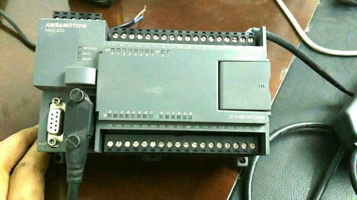 国产兼容西门子S7-200plc可编程控制器CPU224XP带模拟量模块214-2BD23-0XB8 继电器214-2BD23-0XB8 晒单图
