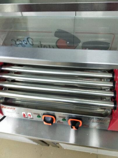 烤肠机商用热狗机家用台湾香肠机 10管双温控 晒单图