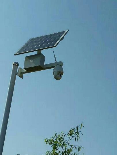镭威视监控设备套装无线太阳能监控球机摄像头200万4G摄像头高清球机3gwifi监控器一体机 200万20倍变焦【全彩夜视+语音对讲】 20AH电池【续航2天左右】 晒单图