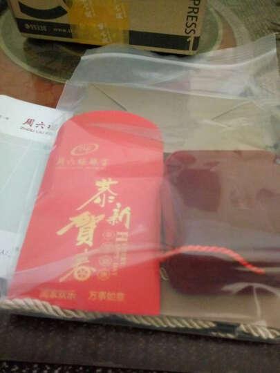 周六福黄金转运珠路路通金珠子散珠计价T 0.76g B款AA160571 已含工费48元 晒单图