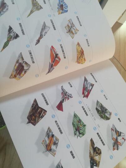 世界经典纸飞机大全(礼品装 3-8岁) 晒单图