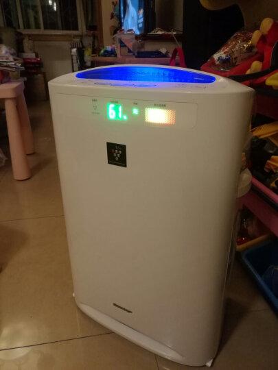 夏普(SHARP) 空气净化器 KC-WE30-W 除雾霾PM2.5除甲醛净离子群杀菌加湿(备案型号:KJFWE250A/W) 晒单图