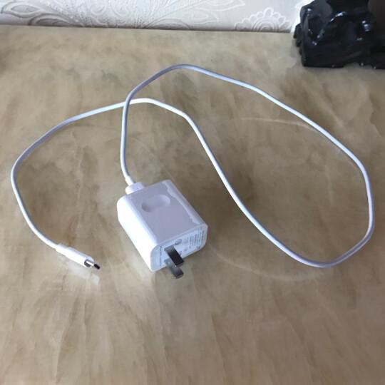 华为(HUAWEI)原装SuperCharge 快速充电器/快充 白色 适用于华为P20/Mate10/P10/Mate9系列等 晒单图