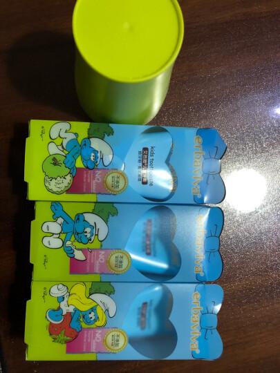 艾芭薇(Erbaviva) 艾芭薇 儿童换牙期水果味牙膏3支 宝宝天然防蛀木糖醇无氟 晒单图