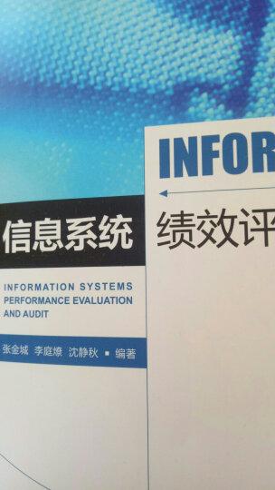 信息系统绩效评价与审计 晒单图
