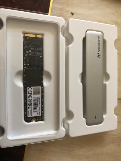 创见(Transcend) 480G 520苹果专用固态硬盘(MBA 11英寸-13英寸/2012年中) 晒单图
