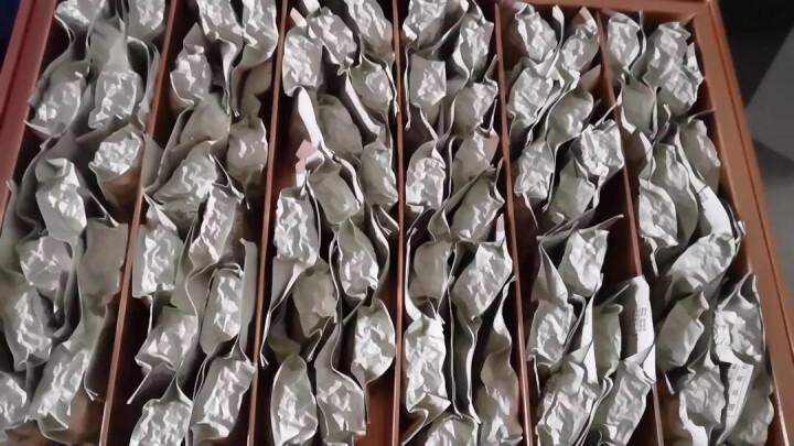 立远 茶叶 特级安溪铁观音 茶叶礼盒 乌龙茶叶礼盒 铁观音礼盒 年货礼盒装 604g 2018年秋茶 晒单图