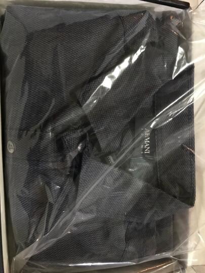 ARMANI JEANS阿玛尼奢侈品男士衬衫6Y6C74-6NMCZ NAVY-2580 XL 晒单图
