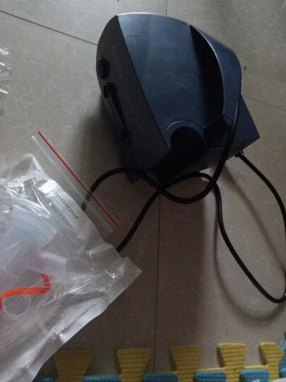 爱护佳 雾化机 医用家用雾化器 成人儿童压缩空气式雾化吸入器雾化泵 蓝色403G2 晒单图