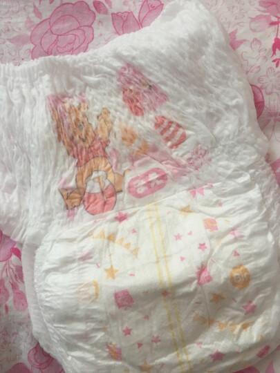 日本尤妮佳(Moony)婴儿拉拉裤(女)加大号XL38片(12-17kg) 晒单图