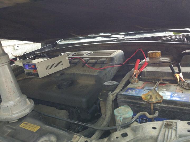 Movewell MW-20S电压电流显示智能汽车摩托车货车电瓶充电器充电机12V24V 智能数显 晒单图