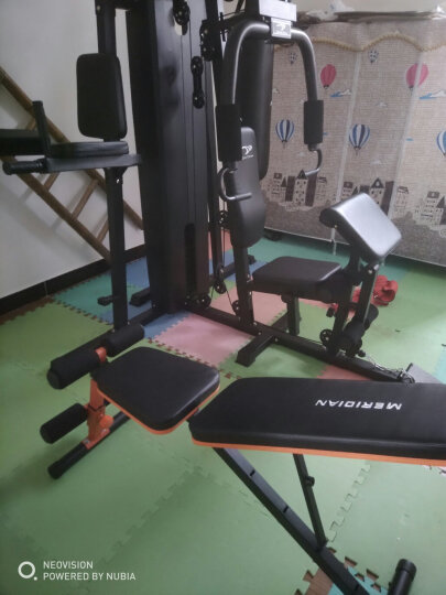 美力德 705A 综合训练器 大型健身器材家用多功能力量健身组合器械-包送货 晒单图
