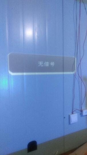 拓兴tx-865/866手机投影仪家用 迷你全高清1080p 便携式办公微型WiFi无线投影机 TX865 升级版(智能系统+wifi+手机同屏+标配功能) 晒单图