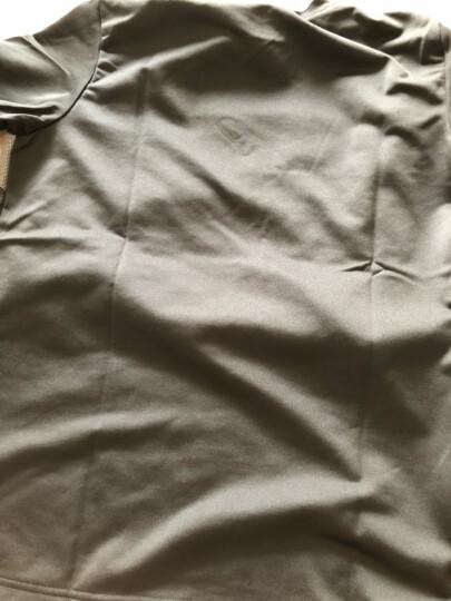 阿迪达斯adidas 官方 三叶草 男子 短袖上衣 黑 BQ2046 如图 L 晒单图