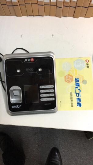 浩顺(Hysoon)3969P无线WIFI人脸识别考勤机智能指纹掌纹打卡机云考勤APP签到异地管理 新3969PT(有线联网+手机APP+门禁控制) 晒单图