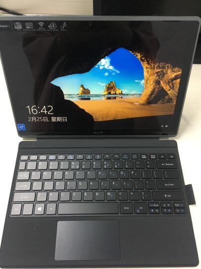宏碁(Acer)Switch 3 12.2英寸二合一平板电脑(双核N3350 4G 64G 1920x1200 70%NTSC IPS 10点触控 笔) 晒单图