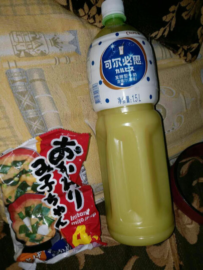 神州一味噌 日本原装进口味增 味噌汤味噌海鲜味增酱调料包 日式料理高汤 神州一-油豆腐裙带菜味增汤-84.6g 晒单图