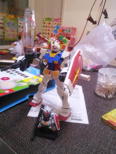 万代BANDAI高达拼装模型玩具 MG 1/100拼插敢达 MG 爱尔兰魔蟹1/100 119253 晒单图