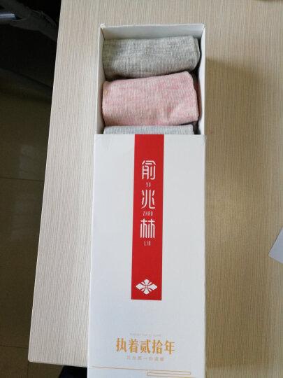 俞兆林 袜子女文艺清新女袜可爱夏季船袜卡通甜美隐形袜 硅胶防滑 混色均码5双装 晒单图