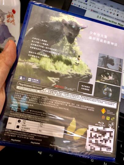 索尼(SONY) 【PS4正版游戏软件】PS4游戏机游戏光盘 最后的守护者 晒单图