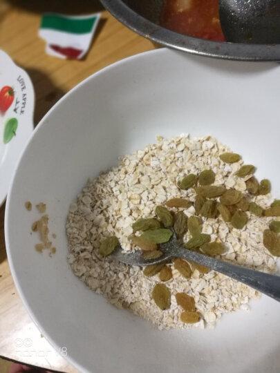 西麦 早餐谷物 无添加蔗糖 膳食纤维 即食 纯燕麦片1480g(新老包装替换中) 晒单图