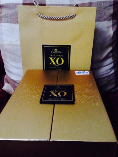 XO洋酒白兰地 法国原装进口 普罗旺斯伯爵 套装 40度 单瓶精装版+礼盒礼袋 700ml 晒单图