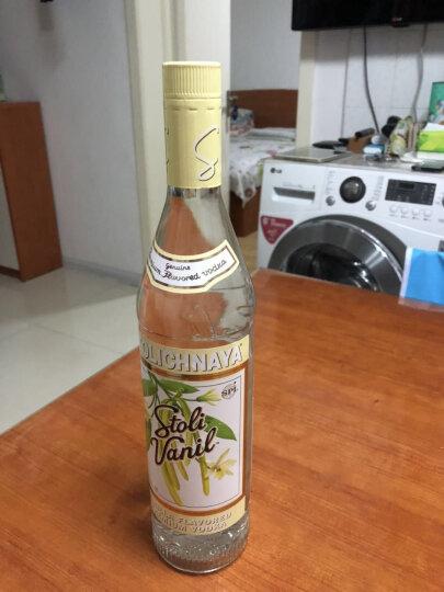 苏连红(Stoli) 洋酒 拉脱维亚 香草味伏特加 750ml 晒单图
