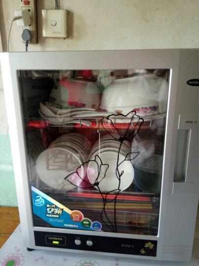 康星(konse)RTP50-A 二星级 50L 立式消毒柜 家用/商用高温消毒碗柜 晒单图