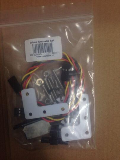 奥松机器人 Arduino 光电码盘 光电测速传感器 4WD 机器人编码器 晒单图