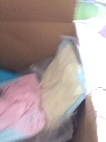 序言(XUYAN) 婴儿睡袋儿童分腿睡袋春秋宝宝睡袋新生儿防踢被棉被小孩子分脚被子 蓝色拼接 M码-单层拼接睡袋 晒单图