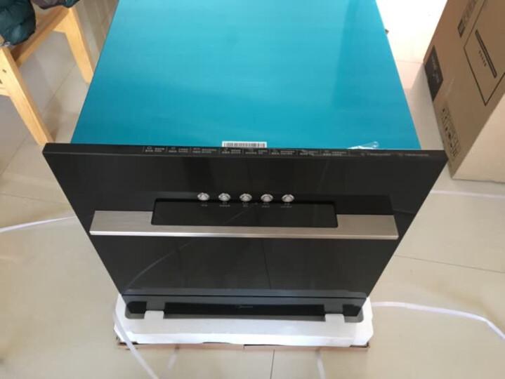 美的(Midea)8套 8大洗涤程序全自动智能除菌嵌入式家用洗碗机WQP8-3905-CN 晒单图