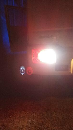 LEDSPEED流氓倒车灯LED改装高亮T15 T20 1156 W16W P21W解码W21W适用 1156 德系车 -116灯珠-白光 1个 晒单图