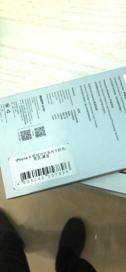 亿色(ESR) iPhoneX手机壳/保护套防摔款 苹果x手机壳抗摔减震强保护款 PC+TPU 雅缤时代雅盾系列 藏蓝 晒单图