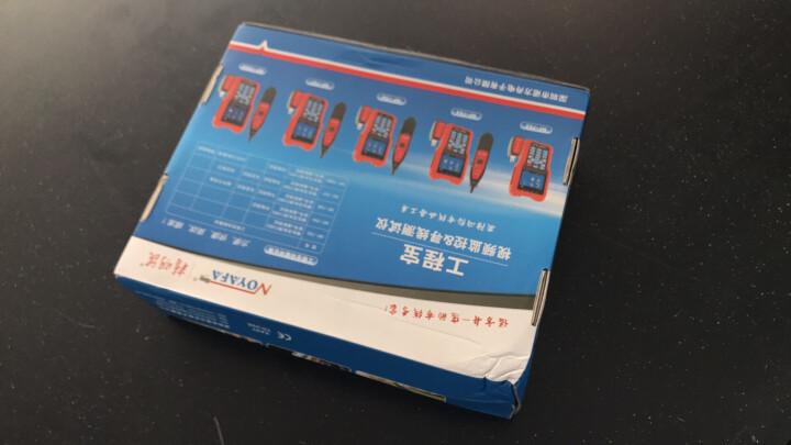 精明鼠 (noyafa) NF-702 工程宝视频监控仪 模拟标清CVBS信号测试 晒单图