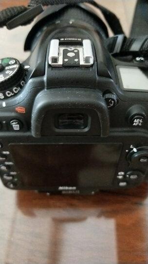 qeento 眼罩DK-23 适用于尼康D7200 D7100 D300S D300相机 接目镜 取景器 橡胶眼环 晒单图